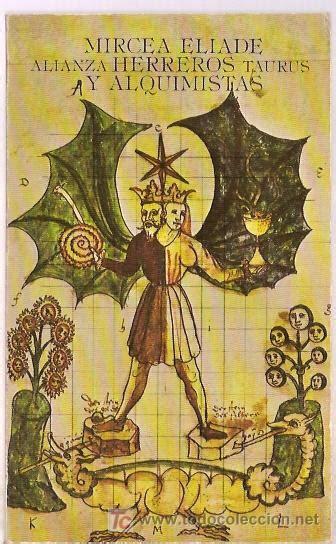 libro alquimia y mistica alchemy and foto herreros taurus y alquimistas mircea eliade raro alquimia aliannz foto 60256