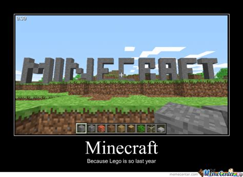 Memes Minecraft - minecraft by zeoxys120 meme center