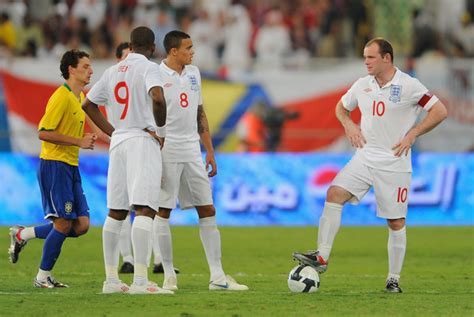 brazil vs england 2 2 official goals and highlights from wayne rooney in brazil v england international friendly