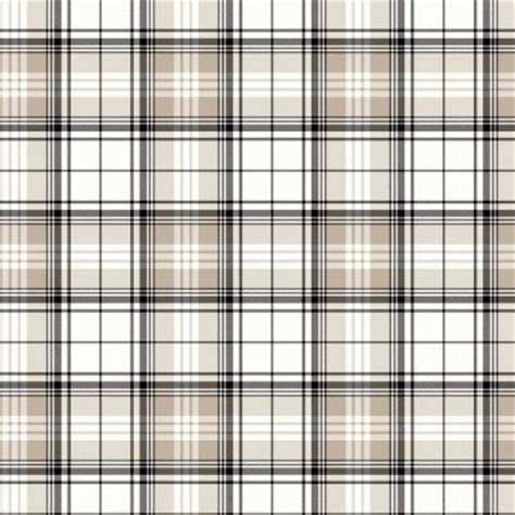 black and white tartan wallpaper the wallpaper company 56 sq ft black white and tan