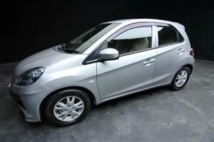 honda brio 2012 2012 honda brio 1 2 v a t second hand cars in chiang mai