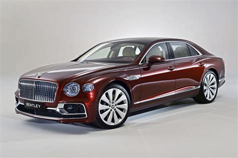 new 2019 bentley flying spur marks brand s centenary