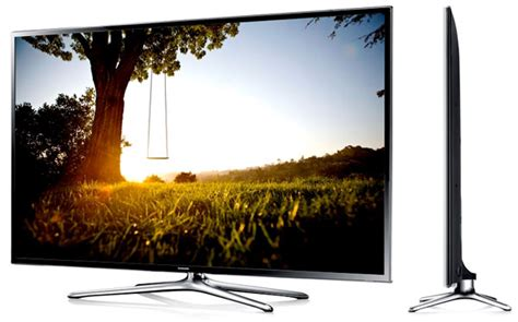 Led Samsung F6400 review samsung ue46f6400 f6400 serie led tv homecinema magazine