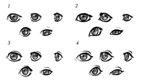 best photos of template of eyes printable eye templates