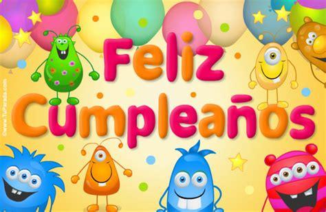 todo imagenes bonitas de cumpleaños tarjetas bonitas y gifs animados de fel 237 z cumplea 241 os para