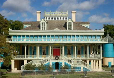 san francisco plantation house things to do near new orleans see san francisco plantation