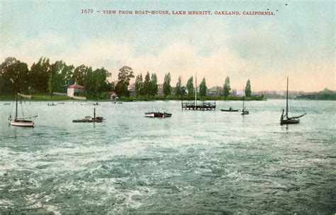 lake merritt boat house lake merritt boat house lake merritt oakland california postcards photos and other