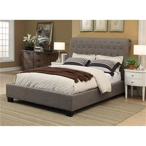 costco beds queen rafferty cal king upholstered bed