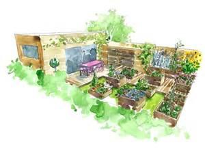 conseils de paysagiste un jardin sur 233 lev 233