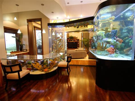 fish tank living room 18 magnificent aquarium designs for your home