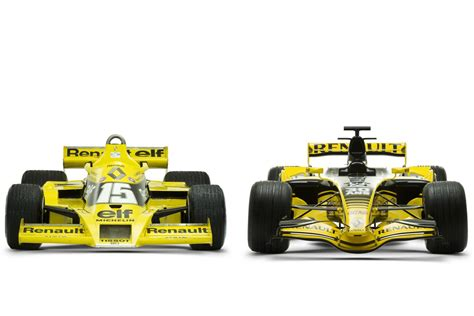 Renault Formula Renault 30 Years In Formula 1 Marco S Formula 1 Page
