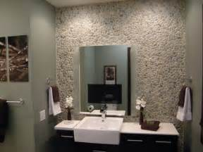 how to apply pebble tile on a wall how tos diy