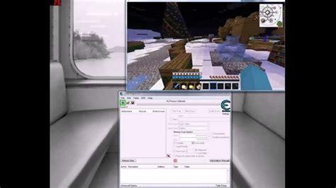 tutorial speed hack cheat engine cheat engine minecraft tutorial speed hack youtube