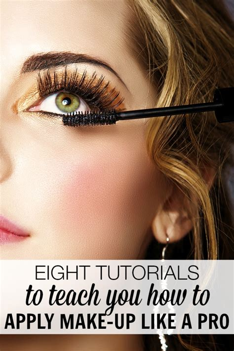 Tutorial Professional Makeup Techniques by 8 Tutorials To Teach You How To Apply Make Up Like A Pro