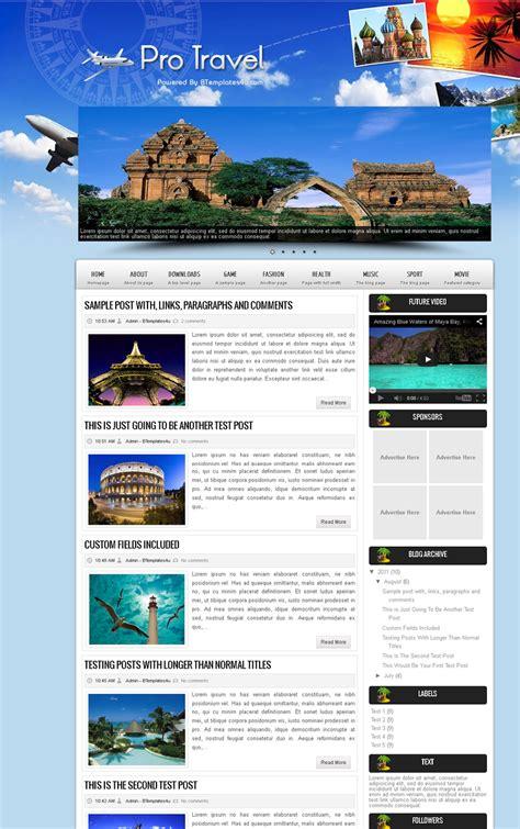 contoh layout desain web contoh desain web travel jasa buat web murah