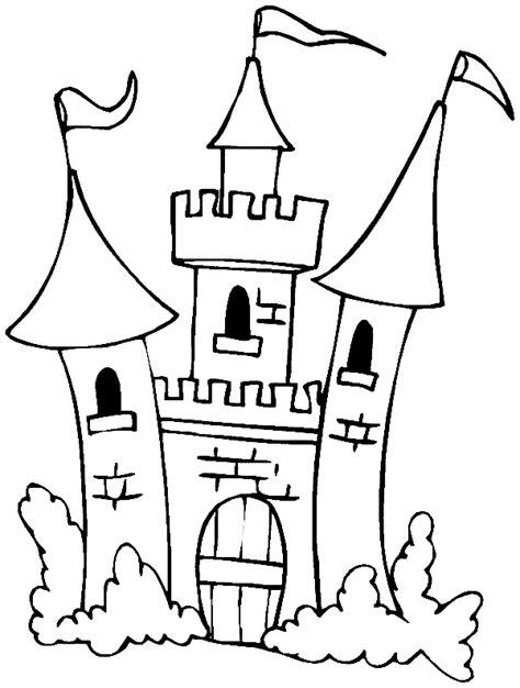 dibujos halloween a color imagui castillos para dibujar faciles imagui