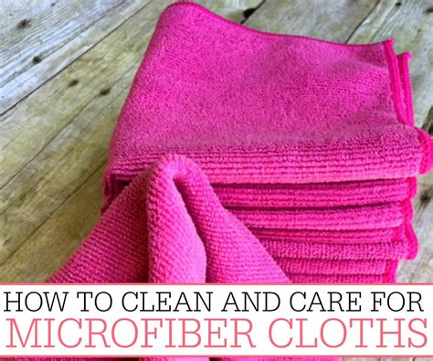 What To Use To Clean A Microfiber by How To Clean Microfiber Cloths So They Last Frugally