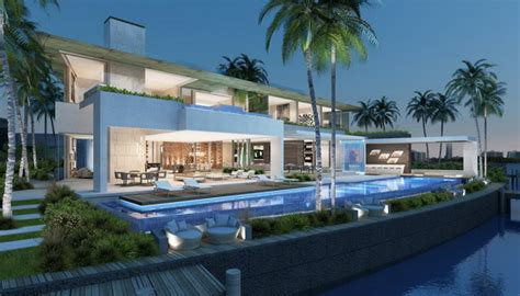 Miami Home Design Usa by From Biscayne Bay To Downtown Miami A Stunning Home By