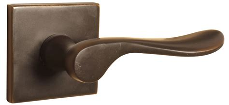 Lever Handle Door Knobs by Emtek Luzern Lever