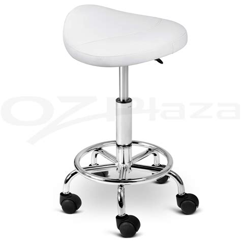Hair Stylist Saddle Stool by Salon Stool Swivel Barber Hairdressing Saddle Chair