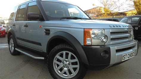 land rover discovery 2007 used 2007 land rover discovery 3 tdv6 xs for sale in