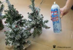 how to use snow spray yes fake snow in a can utr d 233 co blog