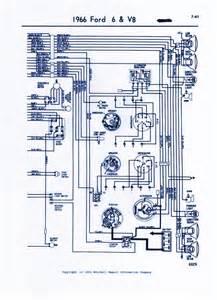 1966 ford mustang wiring diagram car tuning