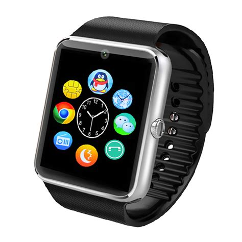 Smartwatch Gt08 new smart gt08 for andriod mobile phone bluetooth with sim card smartwatch for