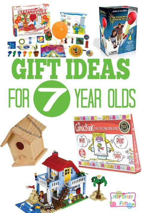 gifts for 7 year olds christmas and birthday ideas kid