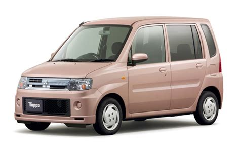 Top Import 66 mitsubishi toppo roadest t at 0 66 2012 japanese