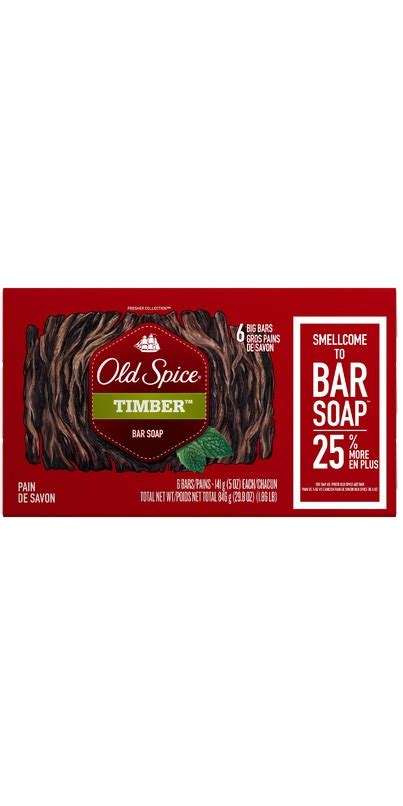 Yasira Spicy Bar Soap buy spice fresher collection timber bar soap at well ca free shipping 35 in canada