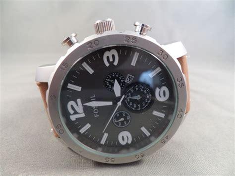 Fossil Jr 1390 Original Leather fossil jr 1390 25105 s wristwatch 2015 catawiki