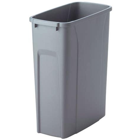 knape vogt  quart platinum waste  recycle bin