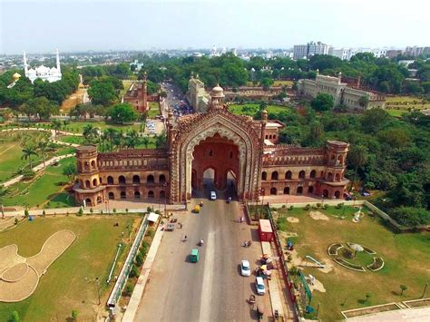 colonial lucknow uttar pradesh   places
