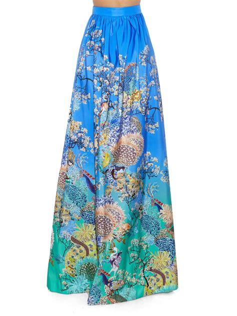 Ramora Dress sleepless ramora print skirt katrantzou