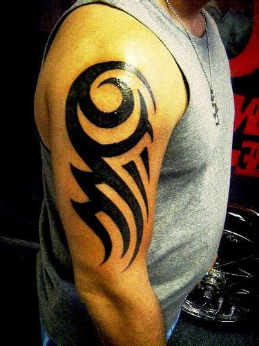 simple tribal tattoo design ideas pictures gallery
