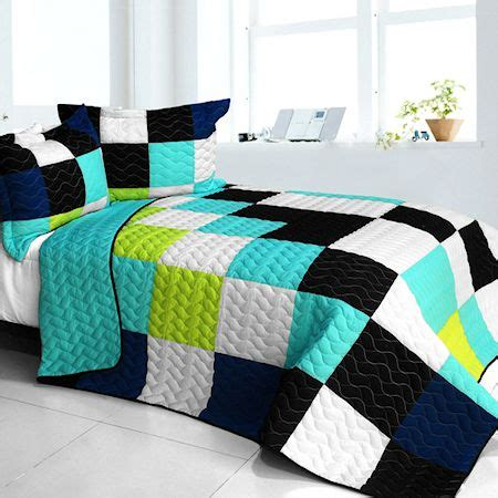 boys bedding queen minecraft sky teen boy bedding full queen quilt set black