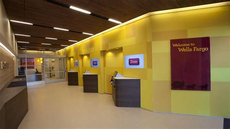 Wells Fargo Center Floor Plan Wells Fargo Suntrust And Navy Federal Credit Union Take
