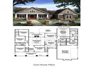 Good House Plans With Porches One Story #7: 1929-craftsman-bungalow-floor-plans-bungalow-floor-plan-lrg-39836a003a3feaaa.jpg