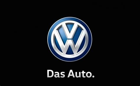 logo volkswagen das auto volkswagen quot das auto quot slogan to be dropped as part of