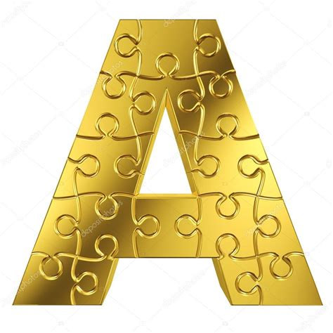 Of A gold letter a www pixshark images galleries with a