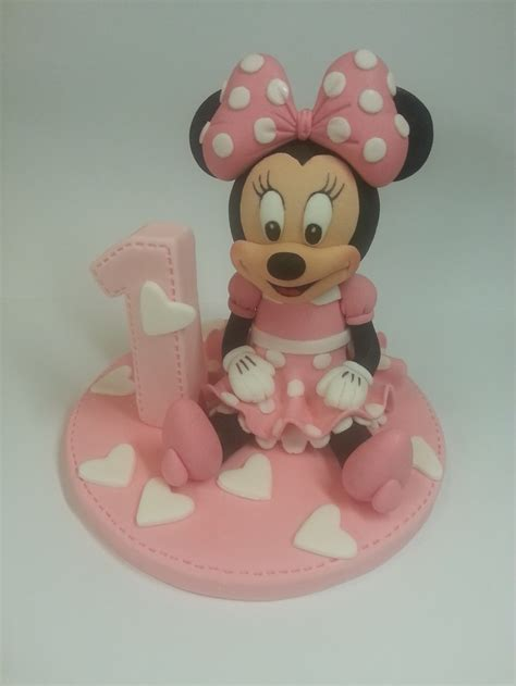 Topper Cake Minnie Mouse 582 best cake design mickey and friends images on birthdays anniversary