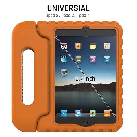 2 3 4 Shockproof Safe Foam Handle Cover Stand stalion 174 safe shockproof foam with handle for apple 2 3 4 air mini ebay