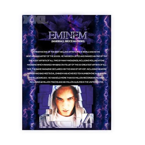 Eminem Wants To Shut Up by Eminem Bio For My Summer Jam Magazine Summer Jam