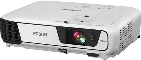 Small Home Theater Projector Reviews Epson Home Cinema 640 Compact Lcd Projector Review