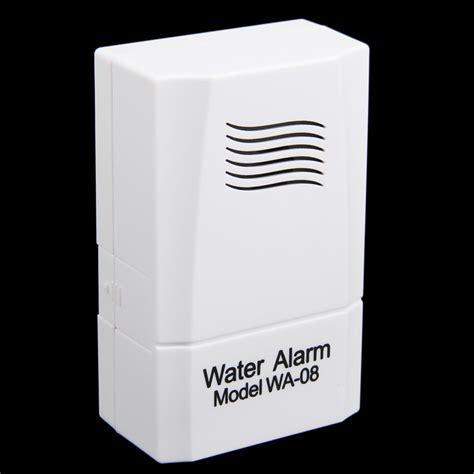 Water Leakage Detector With Detection 20 Meter Cable wireless water leak sensor water level alarm alert