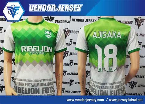 Tempat Pesan Jersey Seragam Tim Futsal Rochester Jersey pembuatan jersey printing vendor jersey