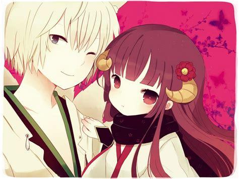 imagenes de parejas romanticas de anime inu x boku ss image 966950 zerochan anime image board