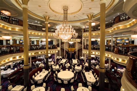 Of The Seas Dining Room by Royal Caribbean Cruise Facilities 2018 Punchaos