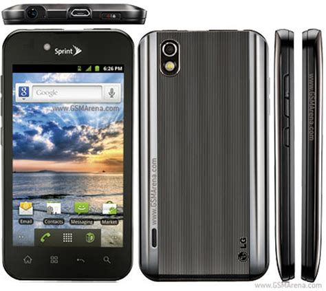 Handphone Lg E510 lg marquee ls855 spesifikasi